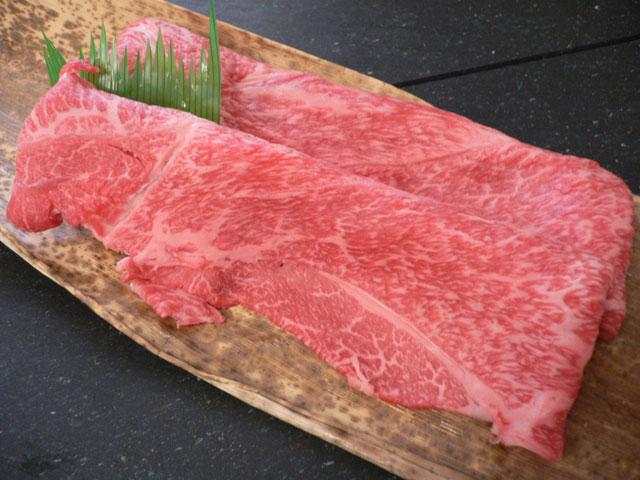 神戸牛ももすき焼き
