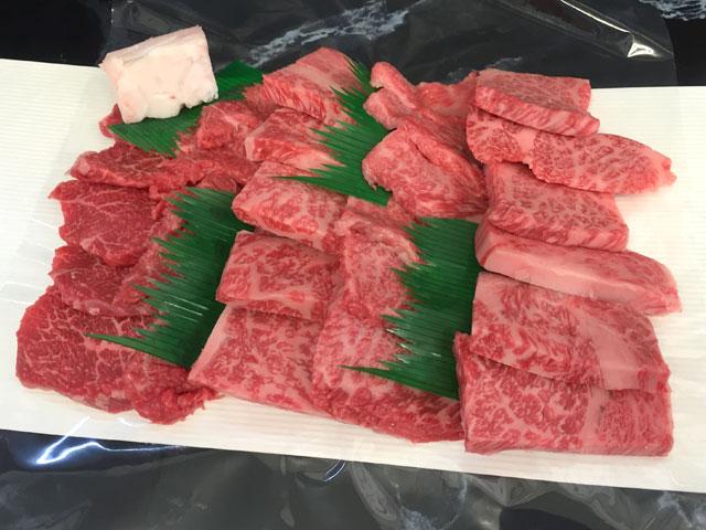 神戸牛焼肉セット