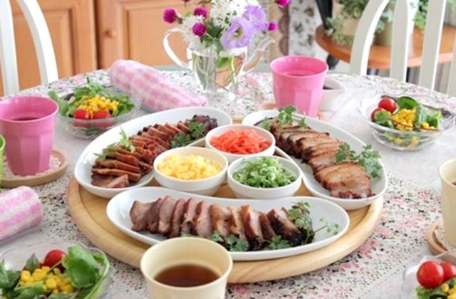 神戸ポーク焼豚ロース・バラ・もも