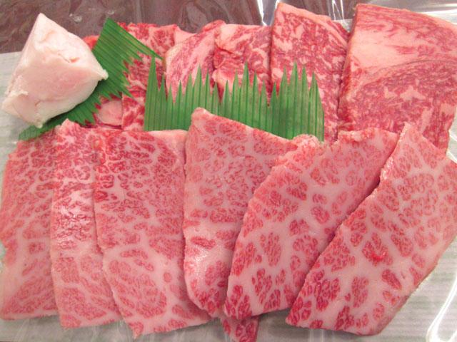 神戸牛焼肉用 特選セレクト(並)