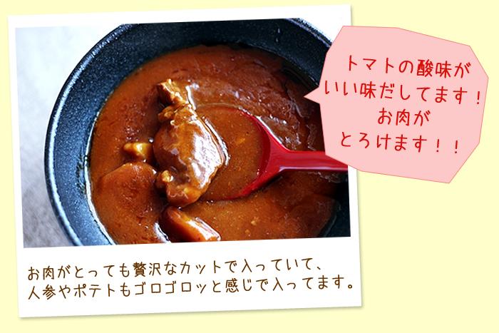 贈り物にもおすすめ!神戸牛カレー3食&ビーフシチュー3食のギフトセット