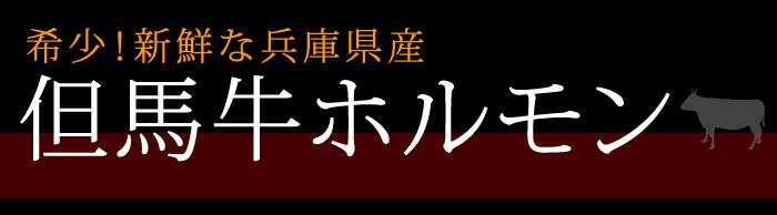 兵庫県産但馬牛ホルモンセット