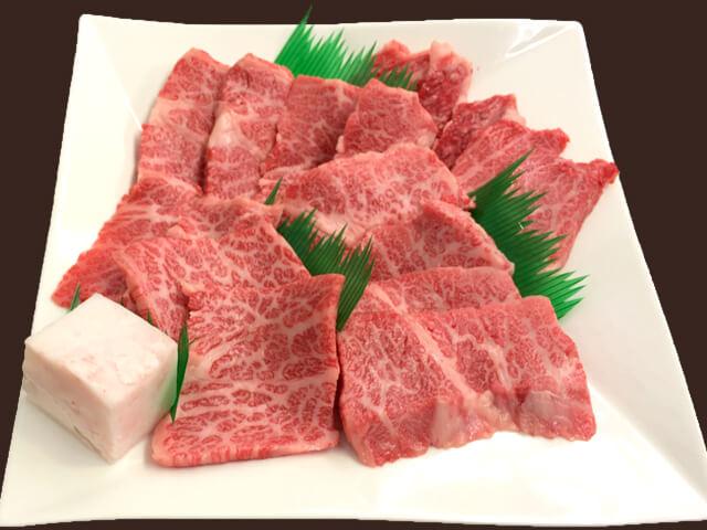 店長おすすめ神戸牛焼肉セット