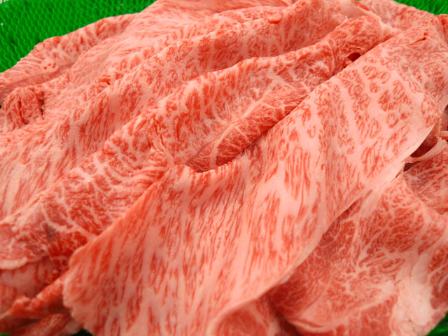 店長おすすめ神戸牛すき焼きセット