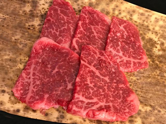 神戸牛焼肉用熟成もも