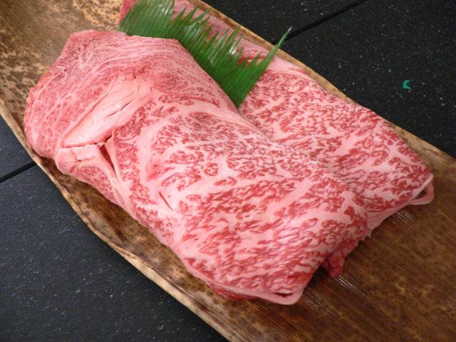 神戸牛すき焼き・しゃぶしゃぶ用ロース極上