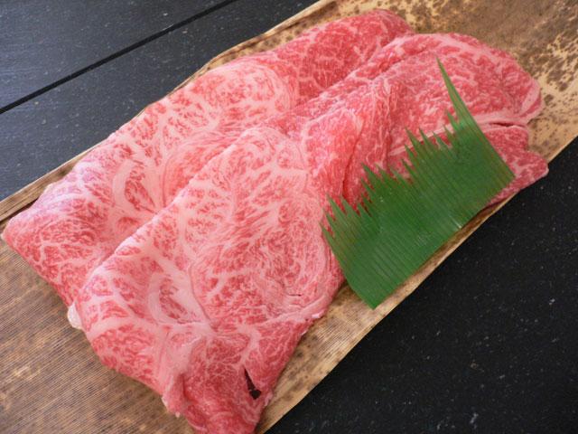 神戸牛すき焼き・しゃぶしゃぶ用特撰赤身