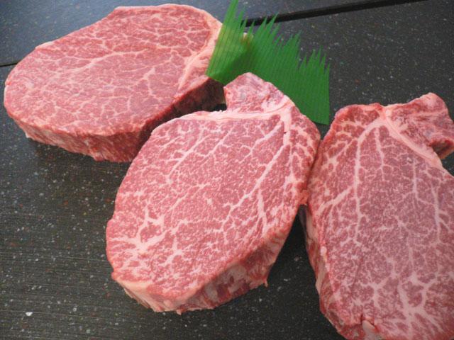 神戸牛 特撰フィレテーキ